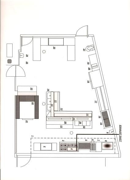 Kitchen Design Floor Plans House Plans Home Designs